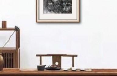 江宏—《秋水轻帆图》