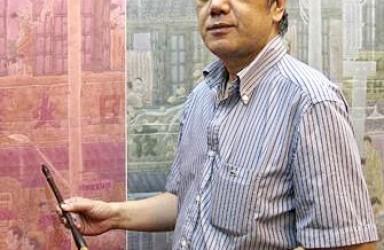 朱新昌—上海中国画院画师