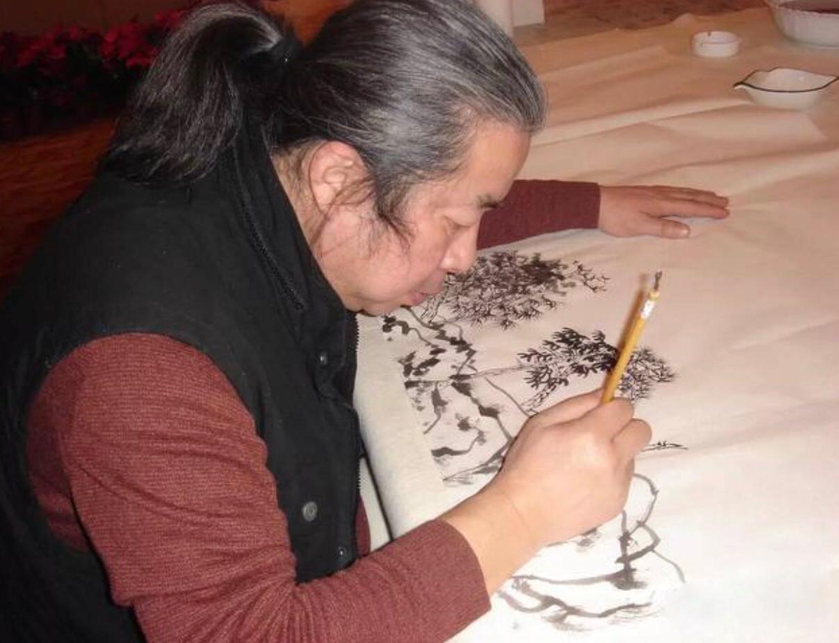 江宏—上海书画院院长