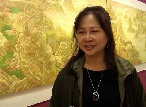 邵飞—北京画院专职画师