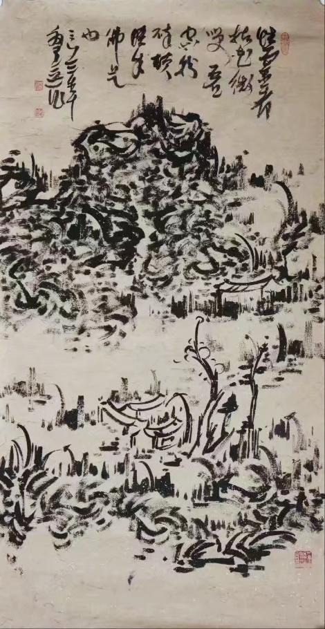 初中海—秦皇岛市美术家协会副主席