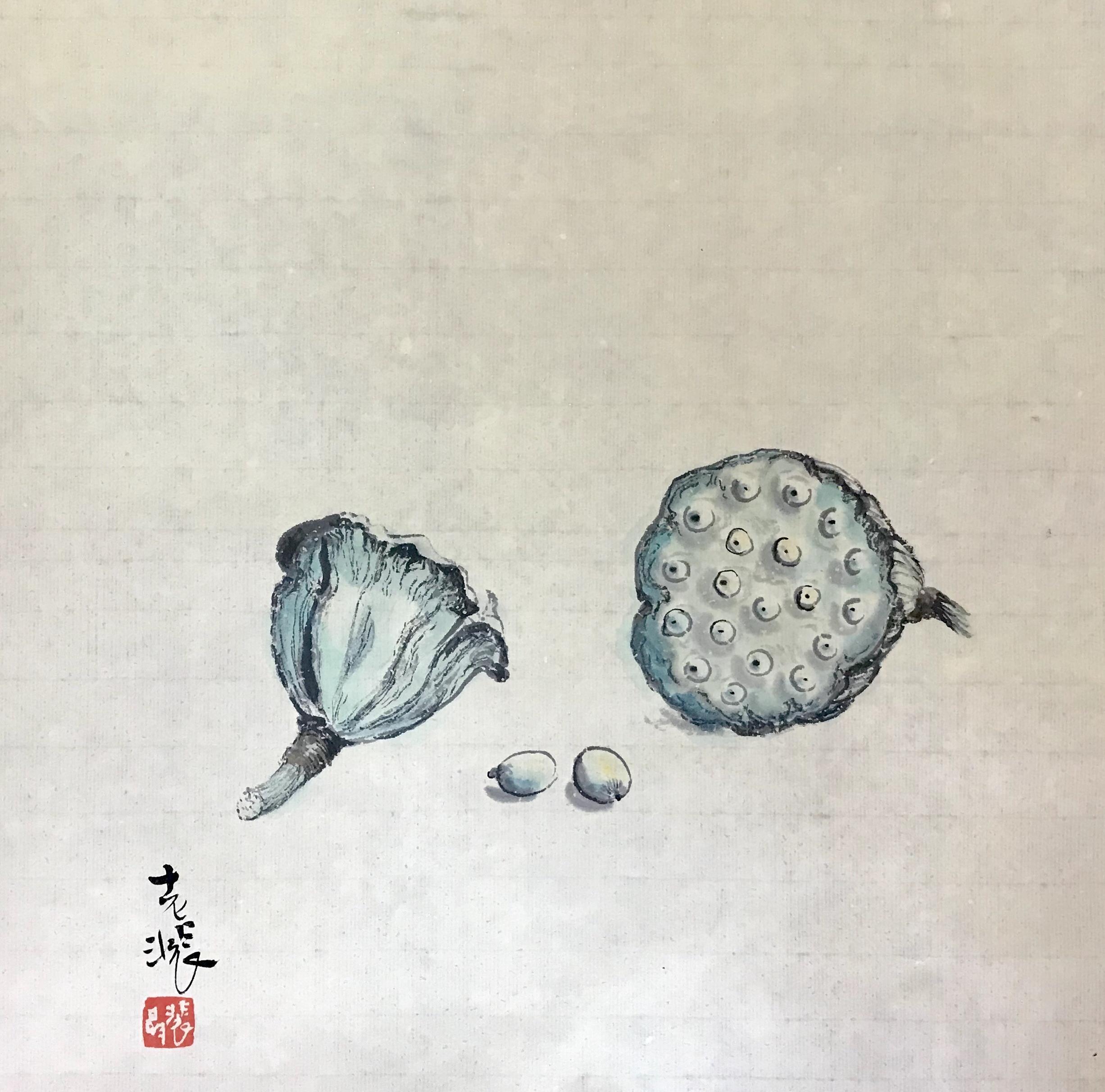 裴晶—《莲蓬》