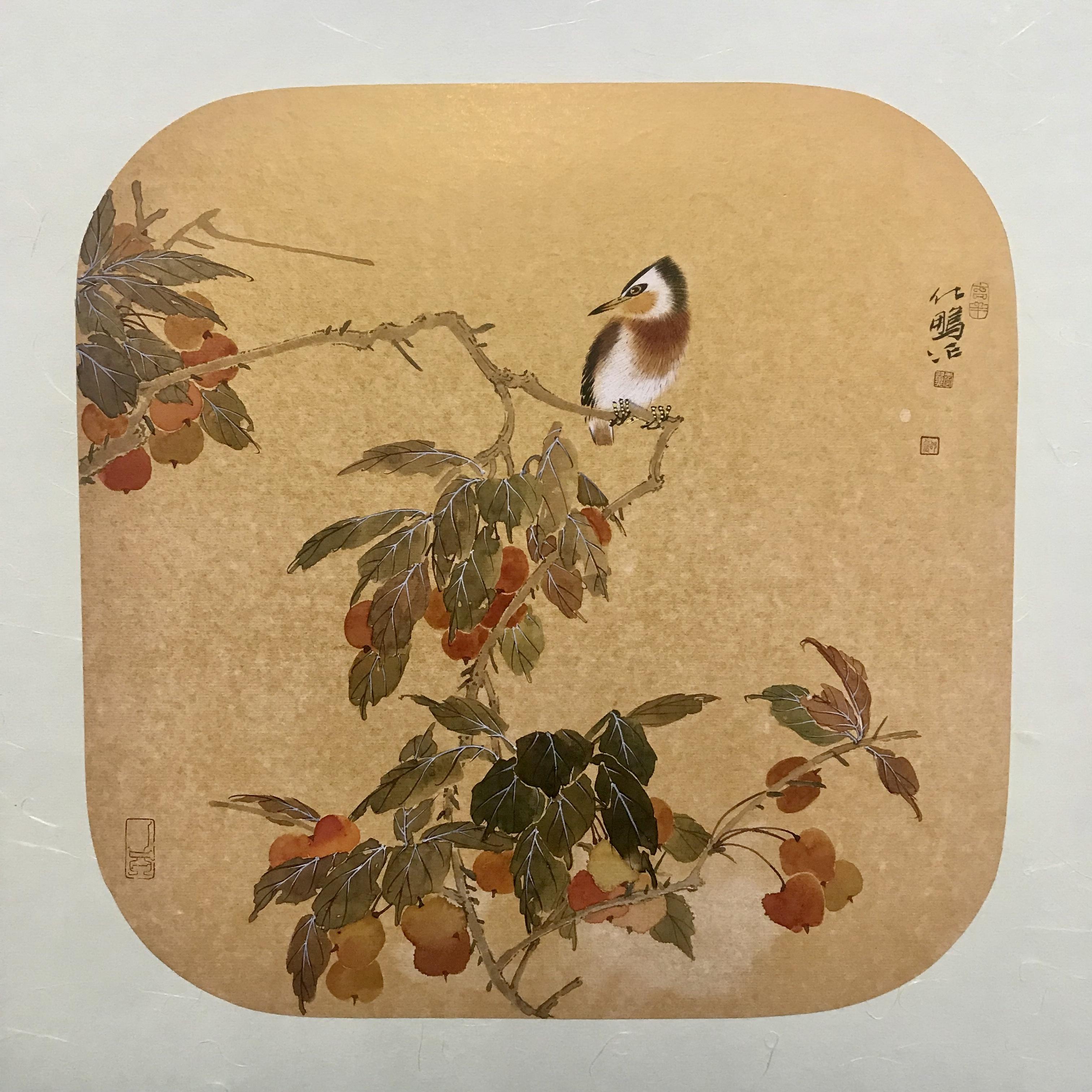 邵化鹏—《花鸟系列七》