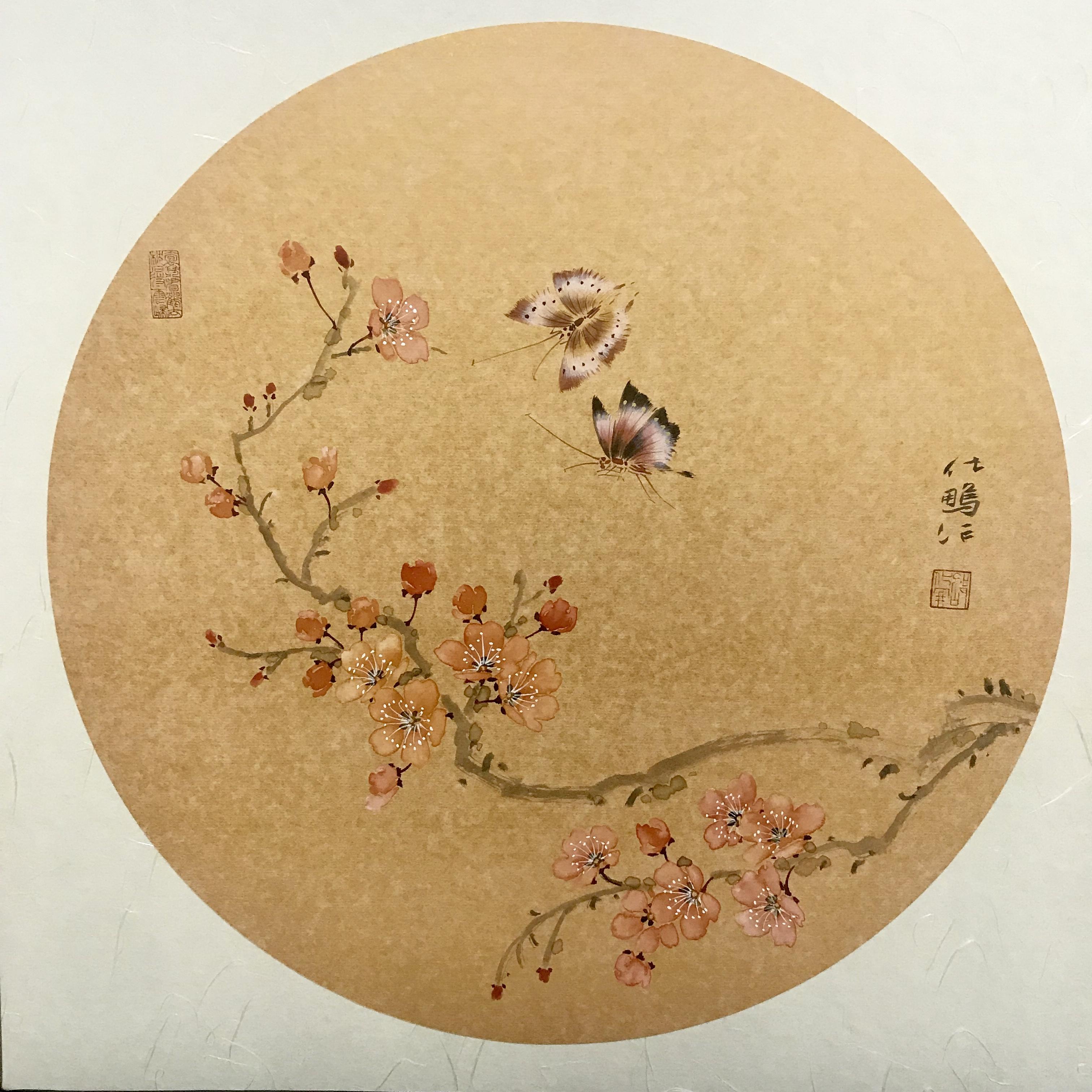 邵化鹏—《花鸟系列四》